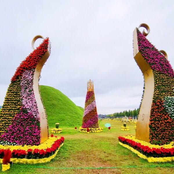 2021 경주황금정원나들이(주간)
