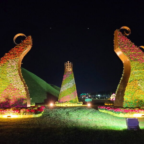 2021 경주황금정원나들이(야간)